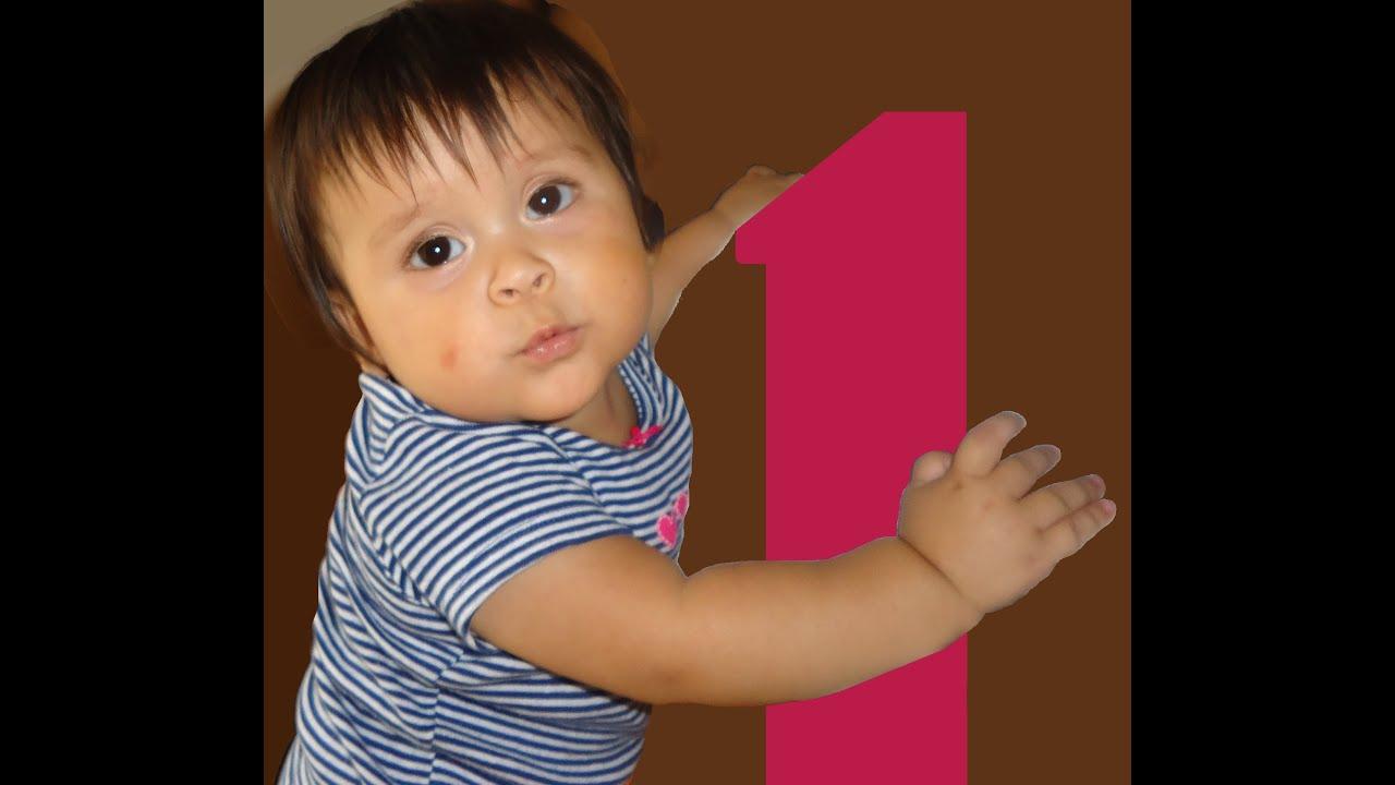 Primer cumplea os de mi bebe youtube - Cumpleanos de bebes ...