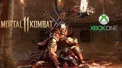 Mortal Kombat 11 playthrough (Xbox One)