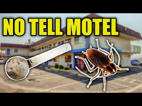 Every Urban Area Has This Motel