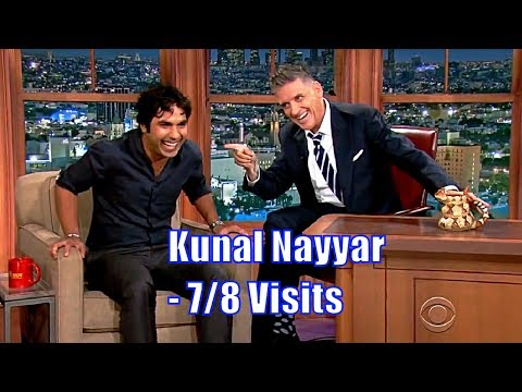 Kunal Nayyar  An Indian Accent  A Scottish Accent = Hilarious  78 Visits In Chron. Order 720p