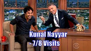 Kunal Nayyar - An Indian Accent + A Scottish Accent = Hilarious - 7/8 Visits In Chron. Order [720p]