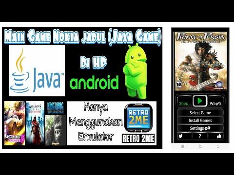 Cara Memainkan Java Game Di Android