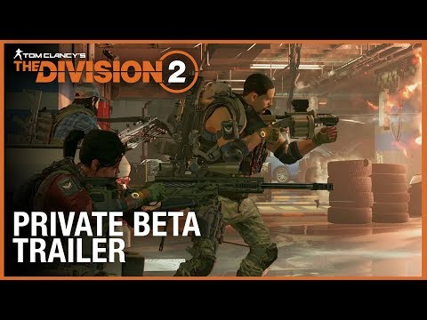 Tom Clancy's The Division 2: Private Beta Trailer | Ubisoft [NA]