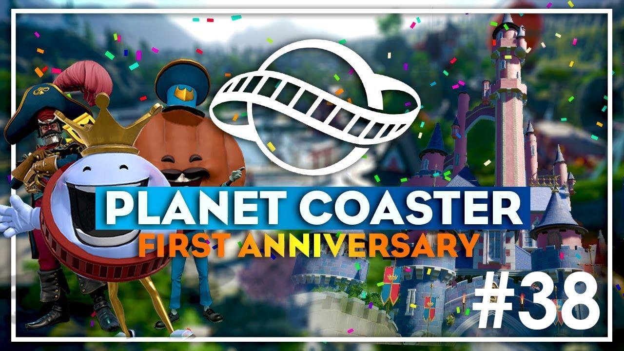 Favori NOUVEAU DLC ANNIVERSAIRE ! - Planet Coaster #38 - YouTube IB26