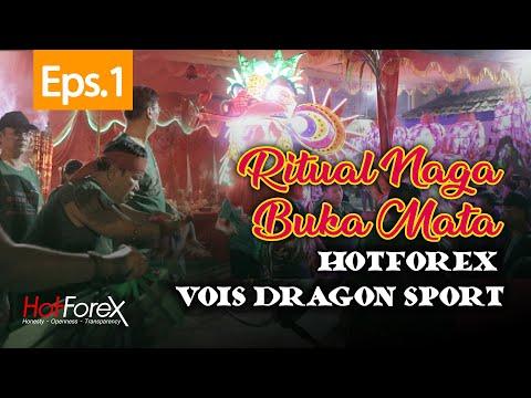 Ritual Naga Buka Mata-Eps1: Hot Forex Vois Dragon Sport(Cap Go Meh 2020)