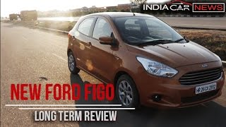 New Ford Figo 2016 Review in Hindi - Long Term | ICN Studio