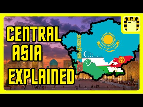 Central Asia Explained