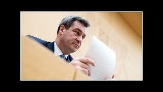 Neues Kabinett in Bayern: Söder entlässt fünf Seehofer-Minister