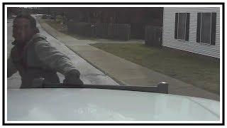 Pursuit Of Stolen Police Vehicle In Beachwood, Ohio | Compilation | United States | 20190301