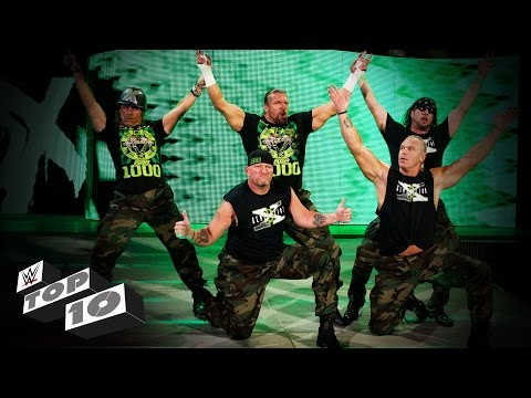 Incredible Superstar Reunions: WWE Top 10