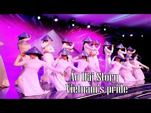 Ao Dai Story| Du khách Hàn Quốc chịu không nổi khi thấy áo dài Việt Nam quá đẹp và tinh tế