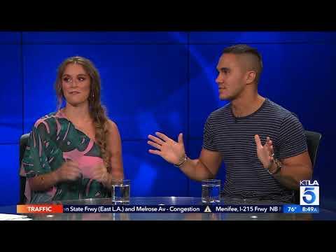 Carlos Penavega & Alexa Penavega Give Cruise Advice & Talk New Hallmark Movie