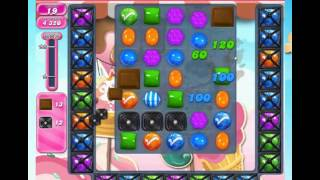 Candy Crush Saga Level 1611 No Boosters