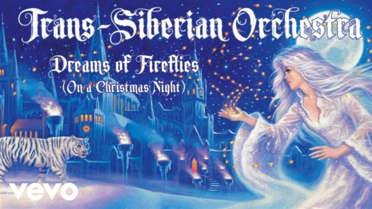 Trans-Siberian Orchestra - I Had A Memory - YouTube