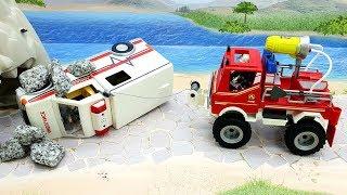 Мультики с игрушками - Жизненно необходимая связь! Игрушечные видео про машинки смотреть онлайн.