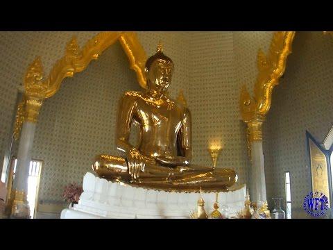 Будда из чистого золота