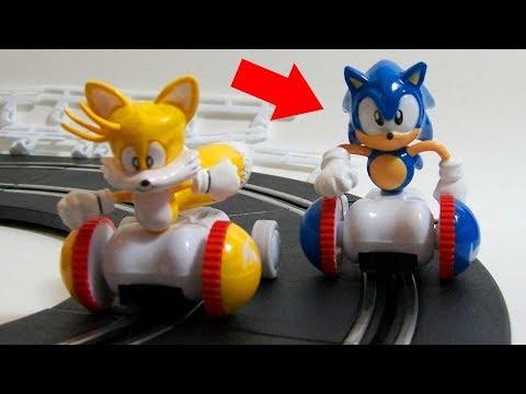 Sonic Evolution of Sonic Racing Games 1994-2018