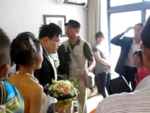 Shanghai journey1:Chinese customs have fun before the ceremony[05.21Vlog089]