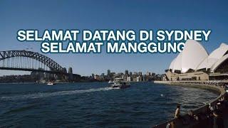 HI-VLOG   Dibuang Sayang, Manggung di Sydney