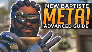 Overwatch: NEW Support META! - Baptiste Advanced Guide