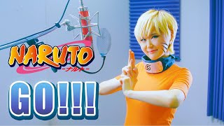 NARUTO OP 4|GO!!! (FIGHTING DREAMERS) [Covered by Studio aLf]