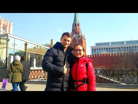 Moscow Free Tour - 20 March 2015
