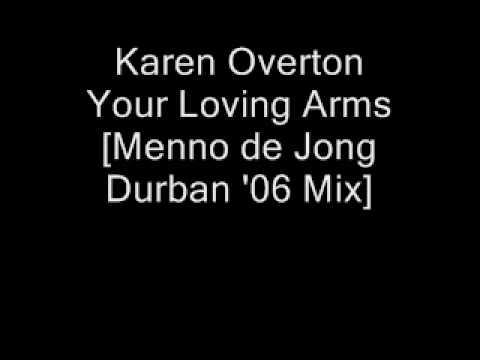 Клип Karen Overton - Your Loving Arms - Menno De Jong