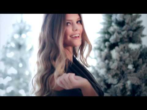 Frederick's of Hollywood Holiday 2011 photoshoot in HD