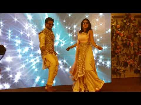 Sangeet Dance Performance | Dard Karara | Deewani Mastani | Kala Chashma