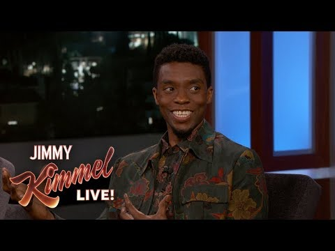 Chadwick Boseman on Petting Tigers, Scoring on Kevin Garnett & Playing a Cop