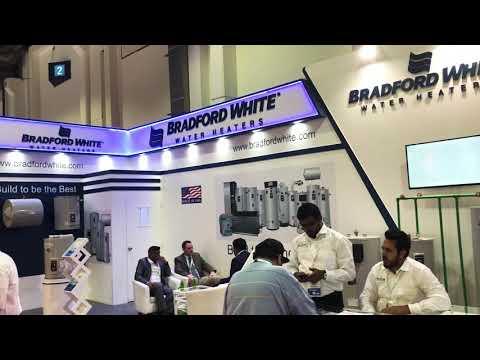 Bradford White at The Big5 Dubai, 2017 - Discover Energy