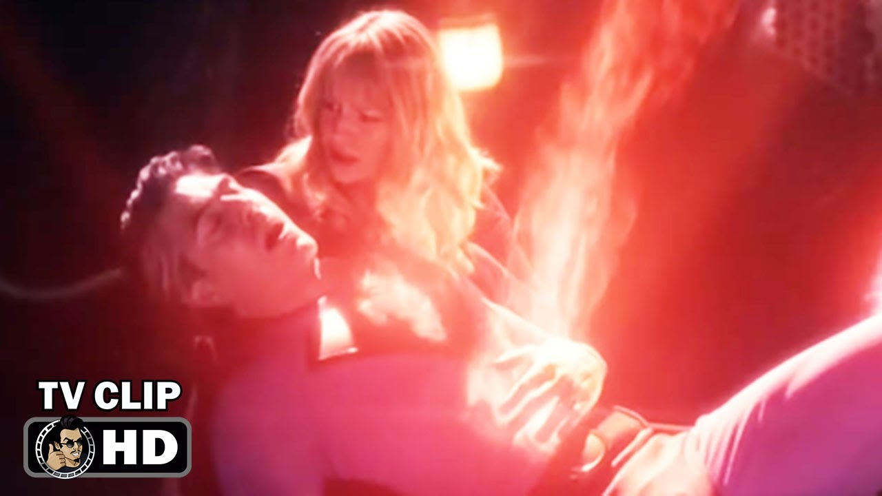 "Download CRISIS ON INFINITE EARTHS Official Clip ""Episode 3 End Scene"" (HD) Melissa Benoist"