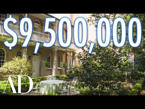 Inside A $9.5M Mansion Older Than The United States | On The Market | Architectural Digest