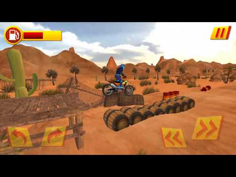 Dirt Bike Free Games - Gameplay Android game - motorbike games