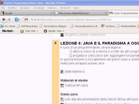 HTML - Lezione Di Recupero 1