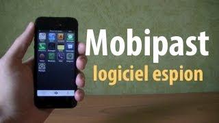 Mobipast | logiciel espion gratuit pour iPhone