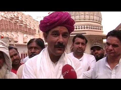 Jitendra Singh's USP: development or royalty?