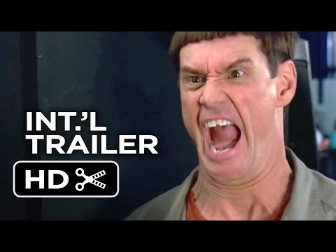 Dumb and Dumber To Official International Trailer #1 (2014) - Jim Carrey, Jeff Daniels Movie HD