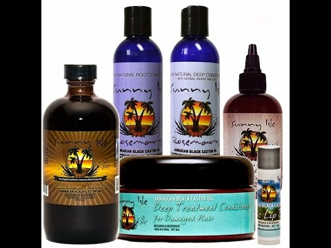 Before You Use Sunny Isle Jamaican Black Castor Oil