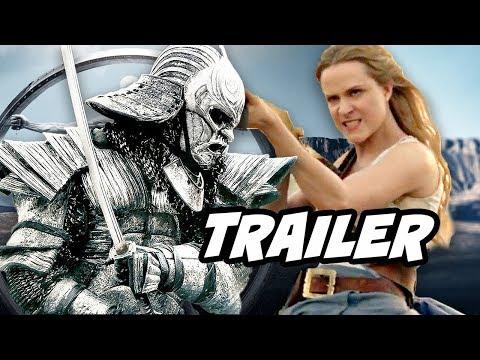 Westworld Season 2 Superbowl Trailer - Samurai World Preview and Episode 1 Release Date
