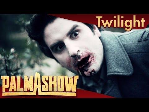 Parodie Twilight - Palmashow