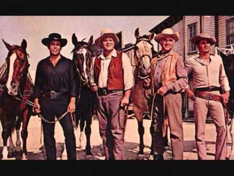 generique serie tv-bonanza (version originale 1959) Videos De Viajes