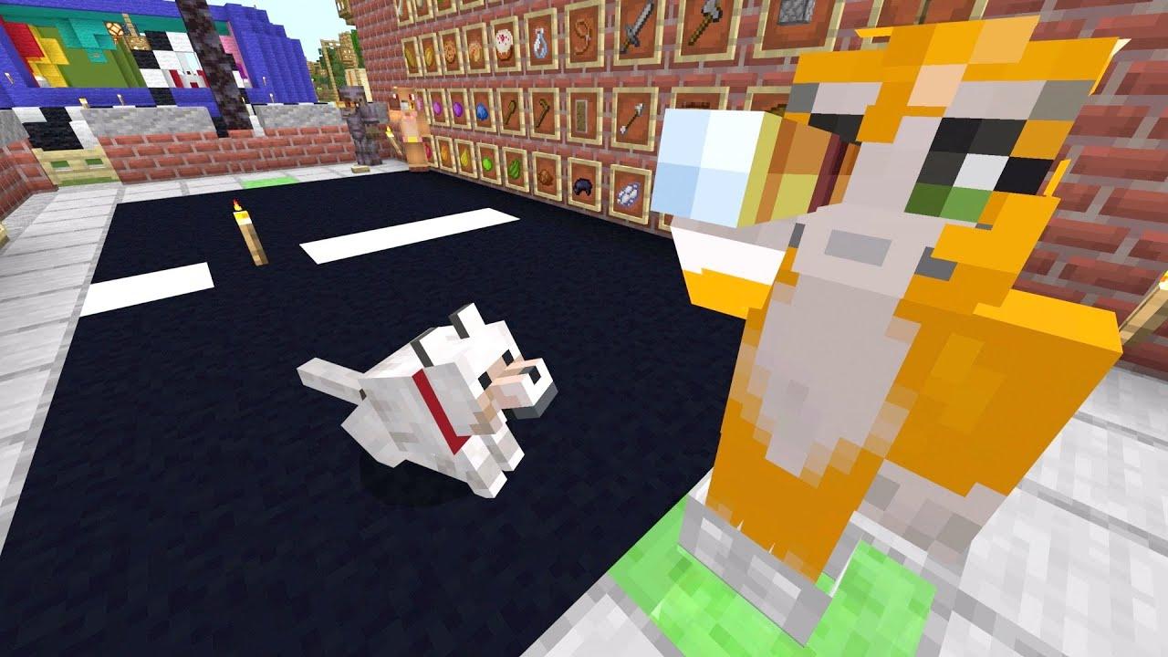 Minecraft - My New Pet [711]