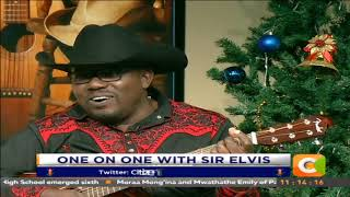 JKL | One on One with Sir Elvis #JKLive [Part 2]
