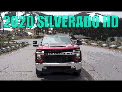 2020 Chevy Silverado 2500HD - First Drive & Review