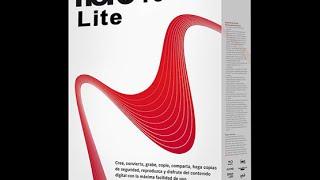 Nero 10 Lite FULL 100% Activado !! Facil de instalar !! Licencia de por vida !!