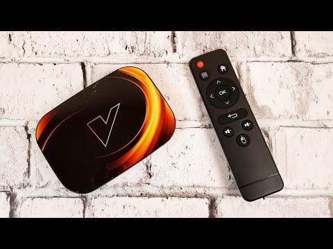 VONTAR X3: обзор дешевой Android TV приставки на процессоре Amlogic S905X3
