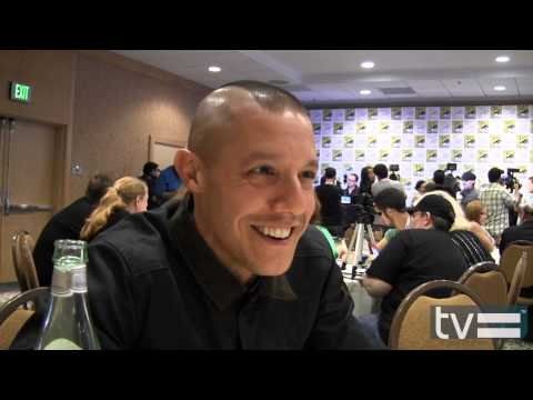 Sons of Anarchy Season 6: Theo Rossi Interview