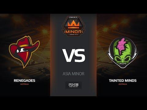 TM vs RNG - Asia Minor London 2018 LBR2-Map2