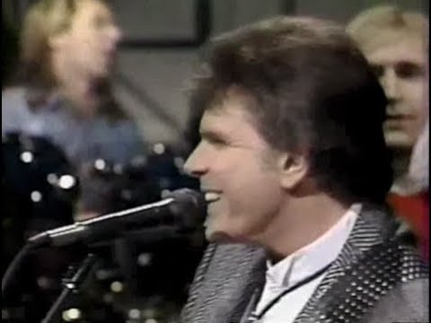 "Del Shannon, ""Runaway,"" on Late Night, February 10, 1987"